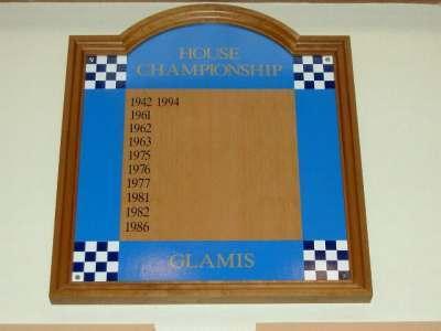glamis board